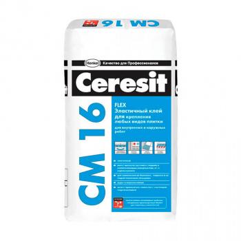 Клей Ceresit CM 16 25кг
