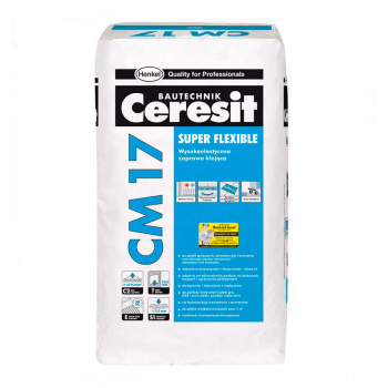 Клей Ceresit CM 17 5кг